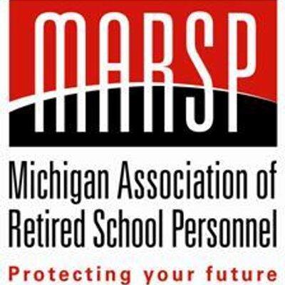 Michigan Association of Retired School Professionals logo