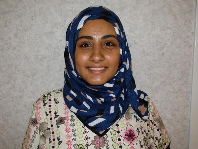 OJT Spotlight: Maryam Aljabaly