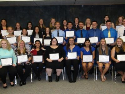 NTHS Fall Induction 2017